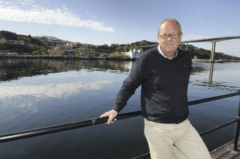 Pål Farstad, reiselivsdirektør Visit Nordvest.