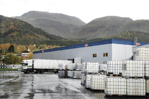 Malingsfabrikken Gjøco holder til i Torvikbukt i Gjemnes. Selskapet har flere ganger opplevd at kunder har gått konkurs, men det er første gang de har fått krav om omstøtelse fra konkursbo.