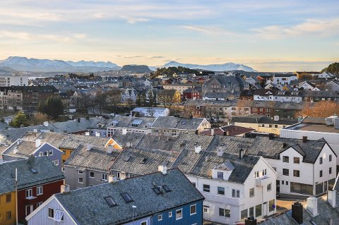 Kan Kristiansund bli Norges mest attraktive by?