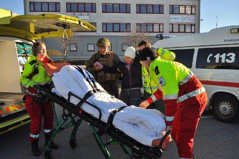 En ny undersøkelse viser at nordmenn kvier seg for å gi førstehjelp når ulykken inntreffer. Illustrasjonsbilde.