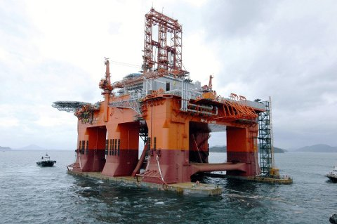 West Phoenix fant gass for Equinor.