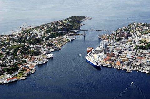 Kristiansund blant kommunene som har hatt størst effekt av veksten i statlige arbeidplasser