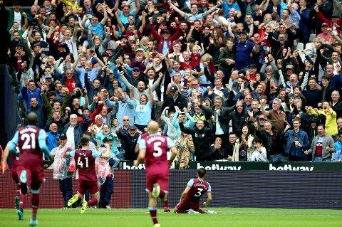 London-klubben West Ham er klar på at den har nulltoleranse når det gjelder den typen oppførsel som den aktuelle videoen viser.