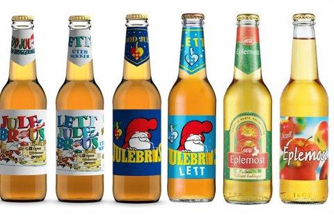 – Når vi ikke kan garantere at det er trygt å drikke fra flaskene våre, har vi dessverre ikke annet valg enn å trekke dem fra markedet, heter det fra Ringnes.