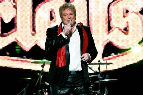 Thorleif Torstensson under Melodifestivalen i 2009.