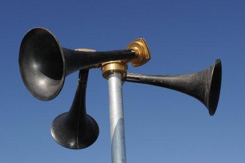 I morgen skal disse sende signalet «Viktig melding – søk informasjon».