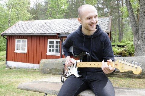 Øyvind Gålmen følger drømmen.