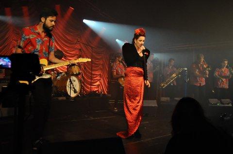 Silya Trio skal ha konsert på Ringholmen under Aureveka.