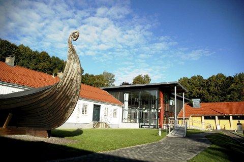 Tønsberg: Slottsfjellmuseet er det mest besøkte museet i Vestfold.