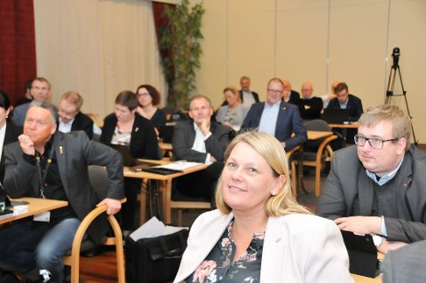 SIER NEI: Fylkespolitikerne i Telemark ønsker ikke en region bestående av Telemark og Vestfold.