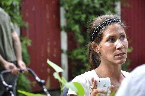 SUKSESS: – Hardt arbeid og gode kolleger er suksessoppskriften, sier daglig leder Jeanette Sørvik i meglerfirmaet Bakke Sørvik & Partners.