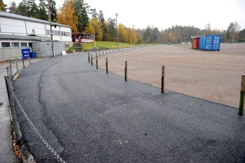 SOMMERBRUK: Med vedtaket i Færder fellesnemnd er man kommet et steg nærmere i arbeidet med utvikling av Maier Arena.