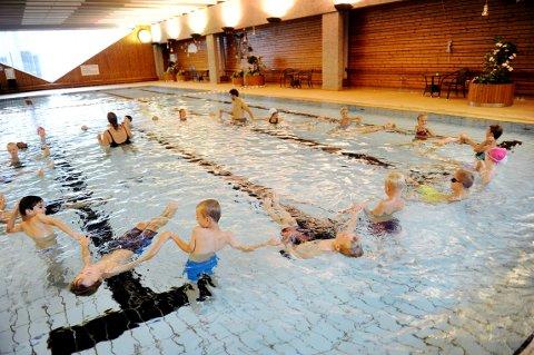 STOR INTERESSE: Over 3.000 svar på spørreundersøkelsen kommunen la ut i september tyder på stor interesse for den nye, interkommunale svømmehallen i Tønsberg.