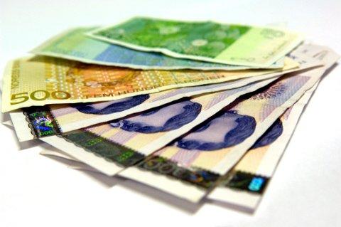 SKATTEOPPGJØRET: Her får du en oversikt over hvor mye hver enkelt kommune i Vestfold betalte i skatt.