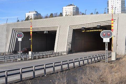 HJALP IKKE: Tunnelen gjennom Frodeåsen har ikke bedre trafikksituasjonen for folk flest.