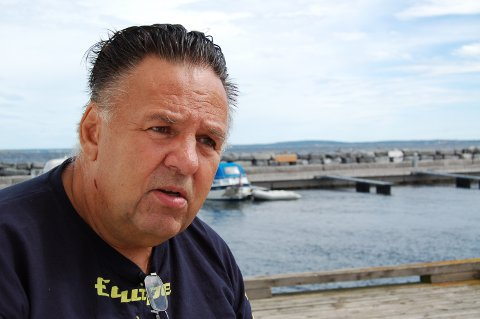 MISFORNØYD: Ove Nordeide var ikke fornøyd med informasjonen han fikk fra Sykehuset i Vestfold.