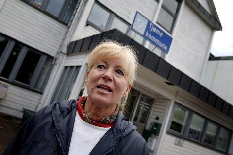 ALVORLIG: Verken ordfører Bente Bjerke eller hennes politikerkolleger har «abdisert». De utviser ansvarlighet i en krevende sak. Foto: Terje Wilhelmsen Bildetekst Bildetekst