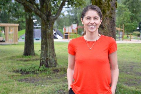 KOMMER INN: Lozan Balisany er Aps tredjekandidat fra Vestfold. På den rykende ferske meningsmålingen får hun stortingsplass, selv om Ap er partiet som går mest tilbake.