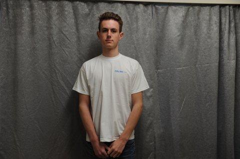 REISER: Jakob Linnestad Sønstebø fra Andebu har gått ett år på Greveskogen videregående skole i Tønsberg, før han nå tar fatt på de to neste ved UWC-skolen i Costa Rica.