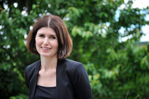 IKKE MIST FATNINGEN: – Bevar roen, selvom du kjenner på ditt eget ubehag, sier Anne-Kristin Imenes. Hun er spesialist i klinisk barne- og ungdomspsykologi og jobber som psykolog på Nøtterøy.