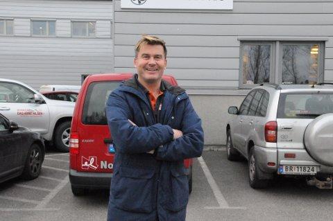 VIKTIG: Dag Arne Nilsen mener at bedriften er viktig for Tønsberg.