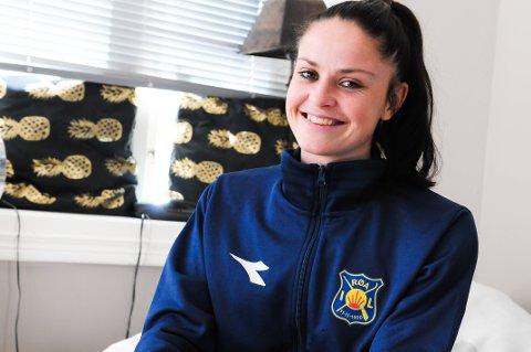 PÅ TOPP I TI ÅR: Ina Skaug har levert på øverste hylle i norsk kvinnefotball i ti sesonger på rad. – Jeg har opplevd utrolig mye, sier Teie-jenta.