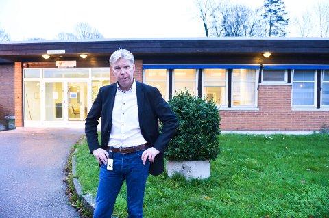 Arild Moen er ikke lenger kulturdirektør i Vestfold Fylkeskommune.
