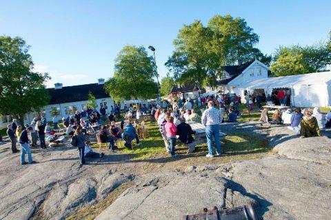 FESTIVAL: Den tradisjonsrike Kiwanisfestivalen står for døren.