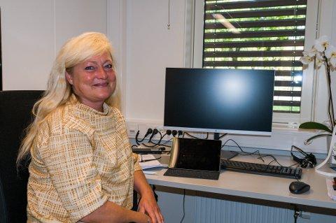 NY: Ordfører Anne Rygh Pedersen er ordfører i Tønsberg.