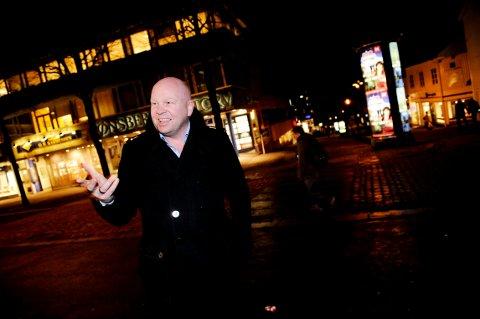 NY LEDER: Henning Kock har bakgrunn fra både Eik og FK Tønsberg. Nå blir han interimstyrets nye leder.