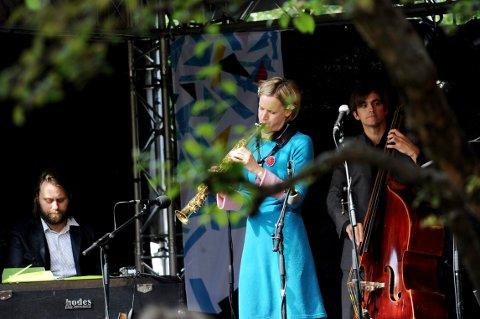 PÅ BESTILLING: Saksofonisten Frøy Aagre (bildet) kommer lørdag kveld til Urijazz sammen med tidligere korpsvenninne Birgitte Soojin og med et bestillingsverk.