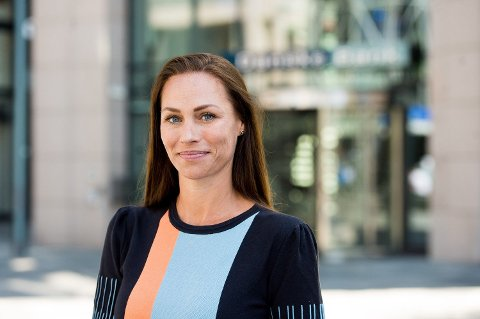 Forbrukerøkonom Cecilie Tvetenstrand i Danske Bank advarer foreldre mot å opprette og sette inn penger på BSU-konto før poden har fått egen inntekt og betaler noe skatt.