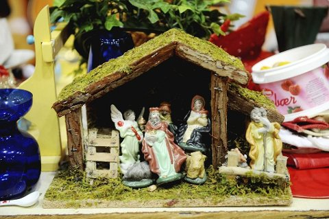 SKJEDDE: Bibelens fortelling om Jesu fødsel er ingen fantasifull legende, men virkelig historie, mener Oddvar Kvalsund.