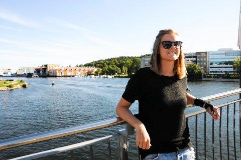 TOPPKLASSE: Tønsberg-jenta Tonje Daffinrud leverte varene under Europatouren i golf i Thailand.