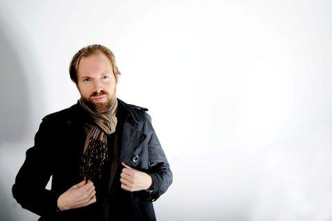 NY JOBB: Sigurd Falkenberg Mikkelsen.