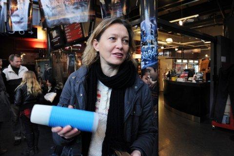 """PREMIERE: Filmskaper Ilze Burkovska-Jacobsens kan nå se frem til premiere på sin egne animasjonsfilm, """"My favorite war"""", torsdag."""