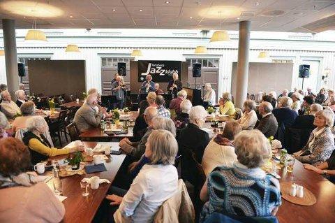 AVLYST JAZZHYGGE: Tønsberg Jazzklubb er blant de lokale kulturaktørene som inntil videre velger å avlyse sine arrangementer.