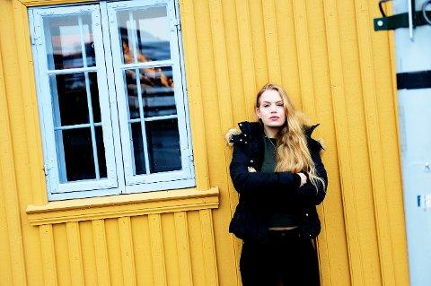 IKKE GREIT: Lise-Marie Sommerstad vil ikke assosieres med Richard Fossums utspill i forbindelse med ansettelse av ny virksomhetsdirektør i Færder.