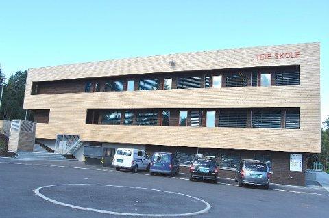SATT I KARANTENE: Klasse 6C er satt i karantene. Andre klasser og kohorter kan møte på skolen i dag onsdag.