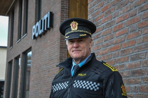 REAGERER: Leder for geografisk driftsenhet Vestfold i Sør-Øst politidistrikt, Øystein Holt, betegner saken som alvorlig.
