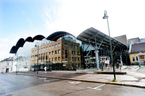 AKSJON: I den kommende måneden vil ikke Tønsberg og Nøtterøy bibliotek beholde sine egne gebyrinntekter.