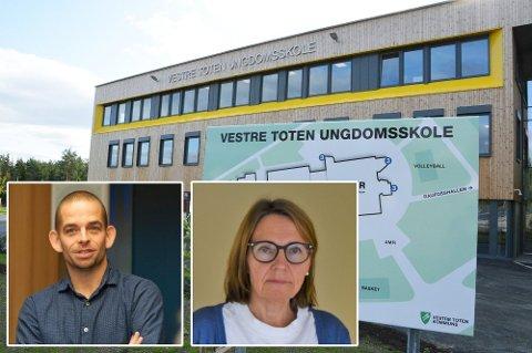 BEGRENSNINGER: Også i 2021 legger smittevernhensyn begrensninger på skoleavslutningene i Toten-kommunene.