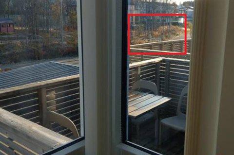 ØKT INNSYN: Naboen mener den nye verandaen er sjenerende. Nå har saken tatt en ny vending.