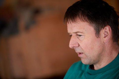 SLUTT: Lars Petter Bartnes slutter som leder for Norges Bondelag etter sju år.