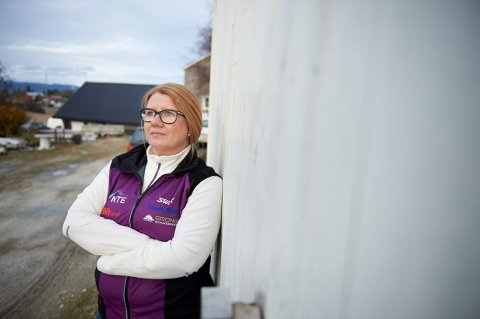 FRAFALL: Koronasesongen har bydd på utfordringer for skikretsen og leder Siv Jørgensen. Nå skal det jobbes med å stoppe den negative utviklingen.