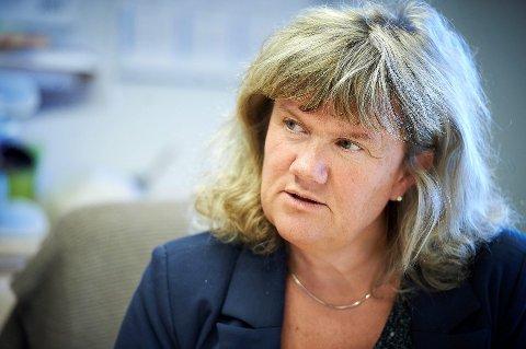 – LITE OFFER: Marit Dypdal Kverkild ved Fylkesmannen i Trøndelag mener trønderne må forberede seg på ei jul uten store ansamlinger. Hun sier det er et lite offer i den store sammenhengen.