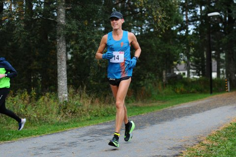 UTHOLDENDE: Jo Inge Norum løp både fort og langt da han i helga satte ny norsk rekord på 100-miles og 160-kilometer.