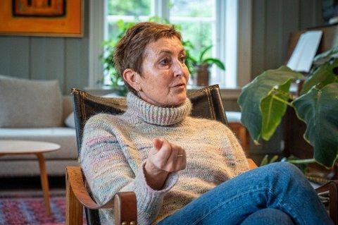REAGERER: Birgit Rusten syntes det er uholdbart at mange velger å ikke vaksinere seg mot koronaviruset.