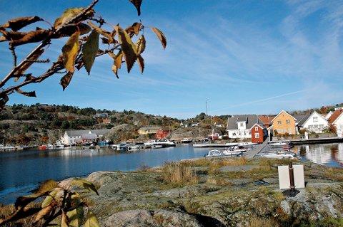 34 hytteeiere på Gjeving reagerer på kommunens taksering av hytteeiendommer.