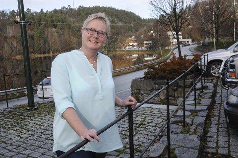 NAV-Leder Åse Selaasdal: Sier NAV-Tvedestrand kun har fulgt regelverket i forhold til Kurt Egil Jensen, og at NAVs lovverk er politisk bestemt. Arkivfoto